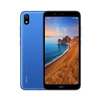 купить Смартфон Xiaomi Redmi 7A 32GB/3GB Blue (Синий) в Ростове-на-Дону